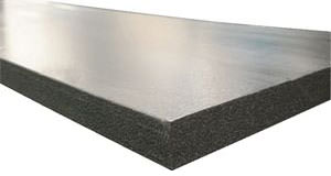 SilverGlo™ crawl space wall insulation available in Spencer