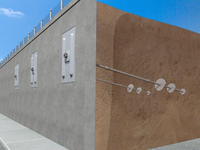 Failing Retaining Wall Repair in Nebraska Iowa and Missouri