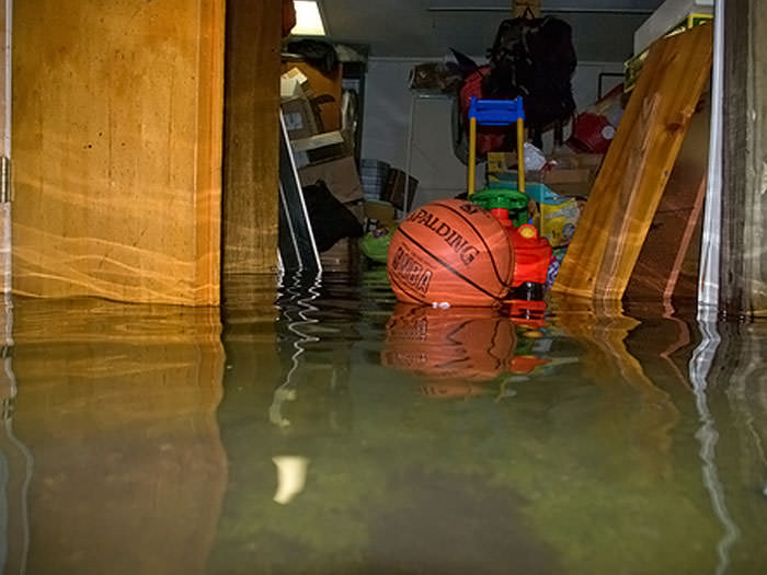 Basement Flooding Issues In Omaha Lincoln Sioux City Flooded - Best flooring for basement that may flood